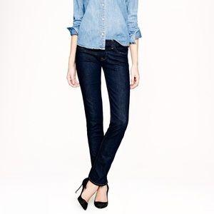J. C r e w // Matchstick Jean